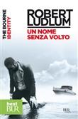 Copertina dell'audiolibro The Bourne Identity – Un nome senza volto