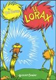 Copertina dell'audiolibro The Lorax di Dr. Seuss