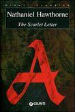 Copertina dell'audiolibro The scarlet letter di HAWTHORNE, Nathaniel