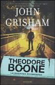 Copertina dell'audiolibro Theodore Boone: La ragazza scomparsa