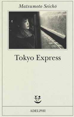 Copertina dell'audiolibro Tokyo Express di SEICHO, Matsumoto