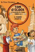 Copertina dell'audiolibro Tom o'Clock: Il tesoro d'Egitto