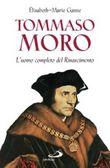 Copertina dell'audiolibro Tommaso Moro. L'uomo completo del Rinascimento
