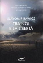 Copertina dell'audiolibro Tra noi e la libertà (the long walk)