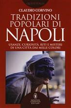 Copertina dell'audiolibro Tradizioni popolari di Napoli