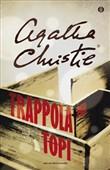 Copertina dell'audiolibro Trappola per topi di CHRISTIE, Agatha