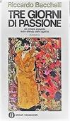 Copertina dell'audiolibro Tre giorni di passione di BACCHELLI, Riccardo