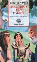 Copertina dell'audiolibro Tre sorrisi per Paride