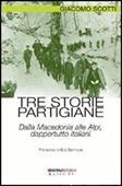 Copertina dell'audiolibro Tre storie partigiane di SCOTTI, Giacomo