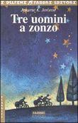 Copertina dell'audiolibro Tre uomini a zonzo di JEROME, Jerome K.