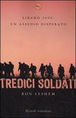 Copertina dell'audiolibro Tredici soldati di LESHEM, Ron