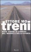 Copertina dell'audiolibro Treni di MO, Ettore