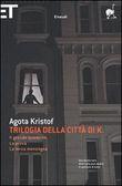 Copertina dell'audiolibro Trilogia della città di K.