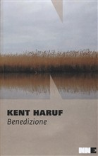 Copertina dell'audiolibro Trilogia della pianura: Benedizione vol.3 di HARUF, Kent
