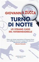 Copertina dell'audiolibro Turno di notte di ZUCCA, Giovanna