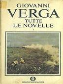 Copertina dell'audiolibro Tutte le novelle vol. 1 di VERGA, Giovanni