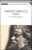 Copertina dell'audiolibro Tutte le poesie di CARDUCCI, Giosue