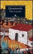 Copertina dell'audiolibro Tutte le poesie di QUASIMODO, Salvatore