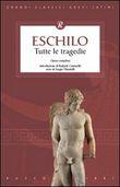 Copertina dell'audiolibro Tutte le tragedie di ESCHILO