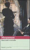 Copertina dell'audiolibro Tutti i racconti vol. 1 di MAUPASSANT, Guy de