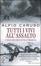 Copertina dell'audiolibro Tutti i vivi all'assalto di CARUSO, Alfio