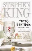 Copertina dell'audiolibro Tutto è fatidico di KING, Stephen