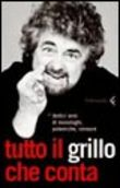 Copertina dell'audiolibro Tutto il Grillo che conta di GRILLO, Beppe