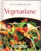 Copertina dell'audiolibro Tuttoricette: Vegetariane