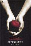 Copertina dell'audiolibro Twilight di MEYER, Stephenie