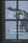 Copertina dell'audiolibro Ultima notte a Twisted River di IRVING, John