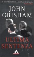 Copertina dell'audiolibro Ultima sentenza di GRISHAM, John