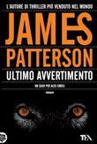 Copertina dell'audiolibro Ultimo avvertimento di PATTERSON, James