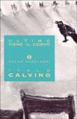 Copertina dell'audiolibro Ultimo viene il corvo di CALVINO, Italo