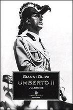 Copertina dell'audiolibro Umberto II L'ultimo re
