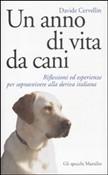Copertina dell'audiolibro Un anno di vita da cani di CERVELLIN, Davide