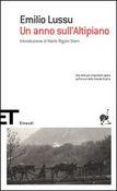 Copertina dell'audiolibro Un anno sull'altipiano di LUSSU, Emilio