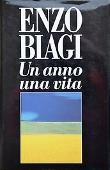 Copertina dell'audiolibro Un anno una vita di BIAGI, Enzo