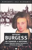 Copertina dell'audiolibro Un cadavere a Deptford di BURGESS, Antony