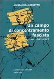 Copertina dell'audiolibro Un campo di concentramento fascista