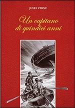 Copertina dell'audiolibro Un capitano di quindici anni