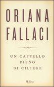 Copertina dell'audiolibro Un cappello pieno di ciliegie di FALLACI, Oriana