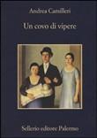 Copertina dell'audiolibro Un covo di vipere di CAMILLERI, Andrea
