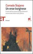 Copertina dell'audiolibro Un eroe borghese: il caso dell'avv. Giorgio Ambrosoli assassinato dalla mafia politica di STAJANO, Corrado