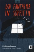 Copertina dell'audiolibro Un fantasma in soffitta di PEARCE, Philippa