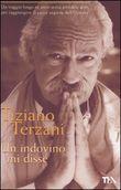 Copertina dell'audiolibro Un indovino mi disse di TERZANI, Tiziano