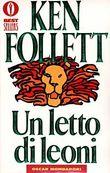 Copertina dell'audiolibro Un letto di leoni di FOLLETT, Ken