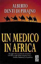 Copertina dell'audiolibro Un medico in Africa di DENTI DI PIRAJNO, Alberto