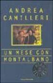 Copertina dell'audiolibro Un mese con Montalbano di CAMILLERI, Andrea