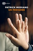 Copertina dell'audiolibro Un pedigree di MODIANO, Patrick