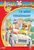 Copertina dell'audiolibro Un safari emozionante di MOLASCHI, Annalisa
